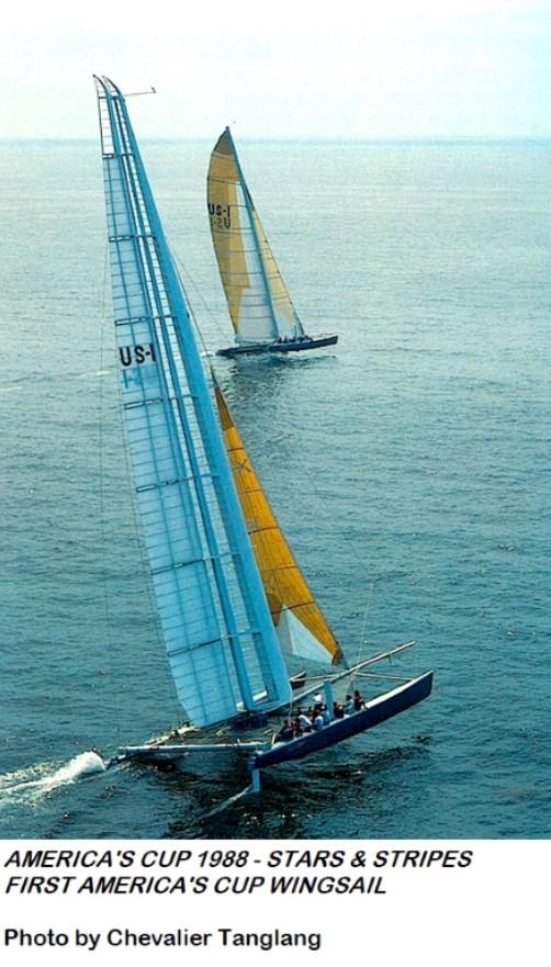 Program Meeting: Sail Design Stories