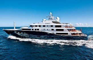Program Meeting: Cakewalk, Largest Private Vessel Ever Built In The US