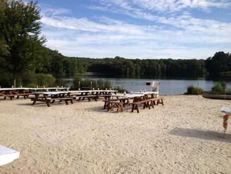 BBQ At Pierrepoint Lake