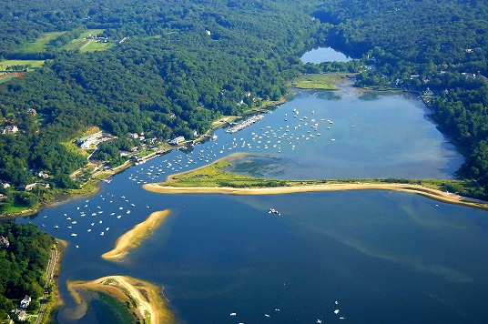 Sail Away To Cold Spring Harbor