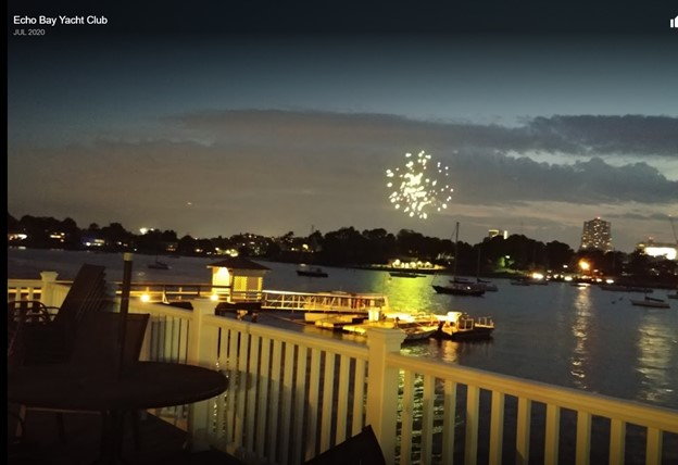 Labor Day BBQ & Fireworks